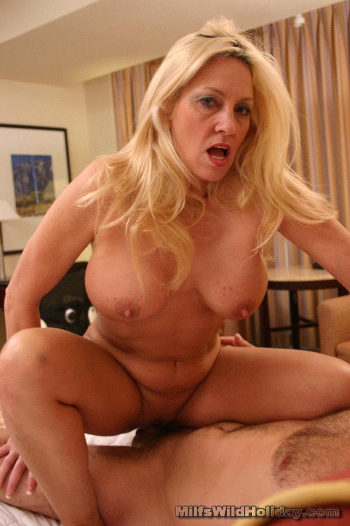 Cougar craving the cock 3